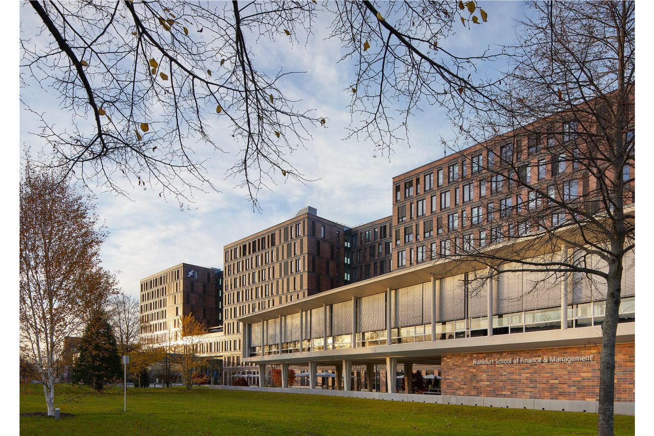 Frankfurt School of Finance & Management, Deutschland