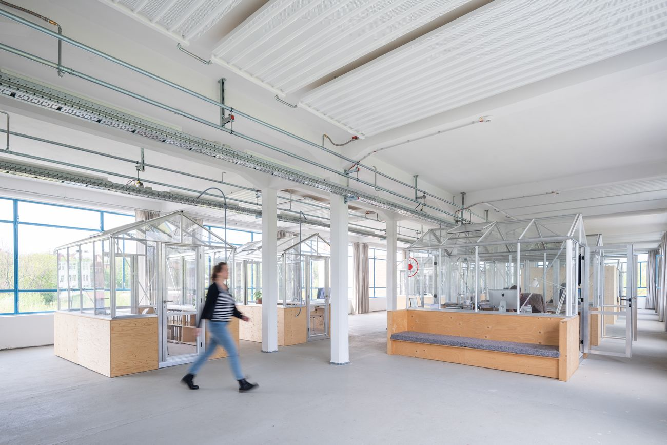 Eiermannbau, Büro der IBA Thüringen, Apolda, Deutschland