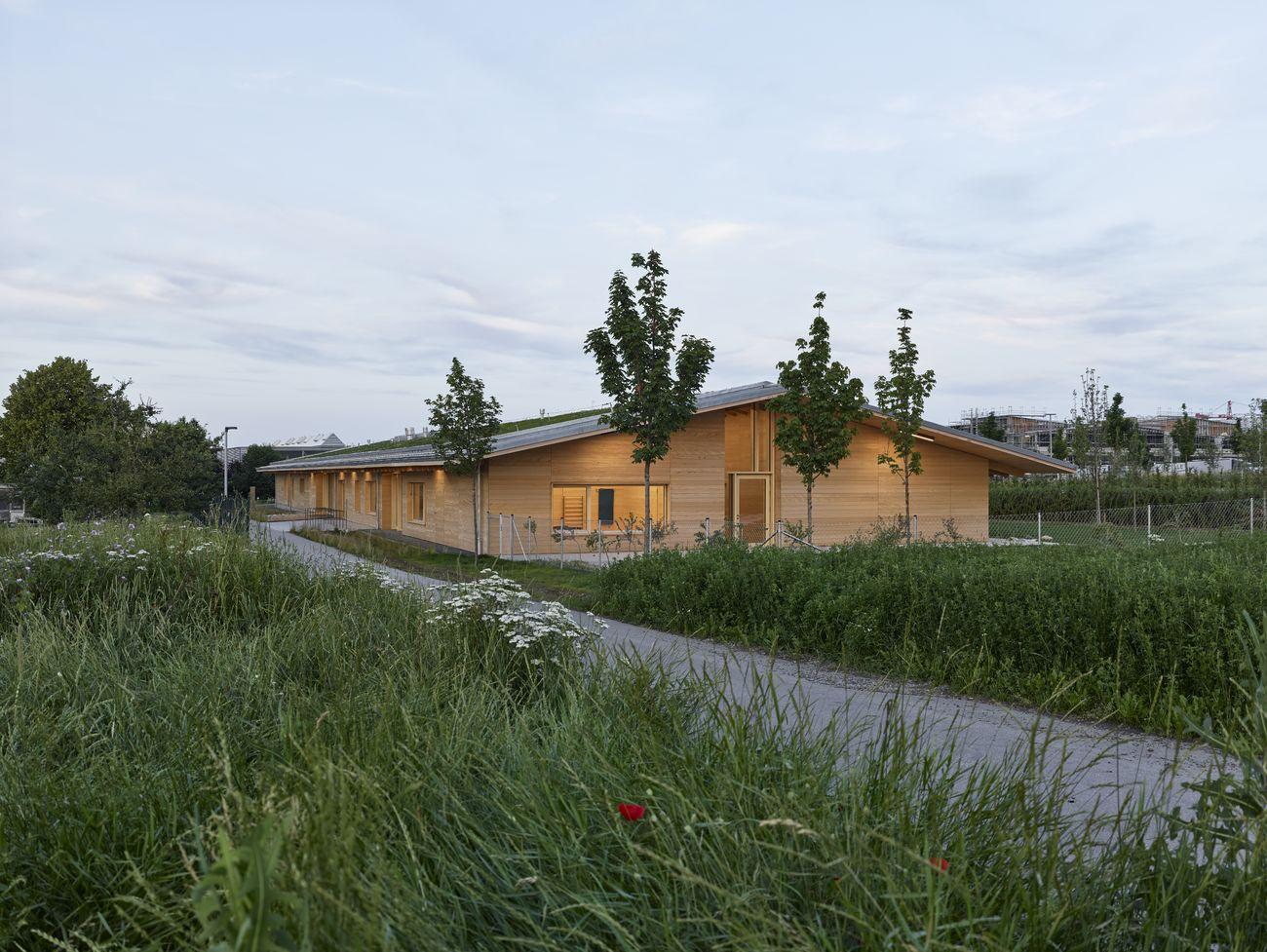 Trumpf Betriebskindertagesstätte, Ditzingen, Deutschland