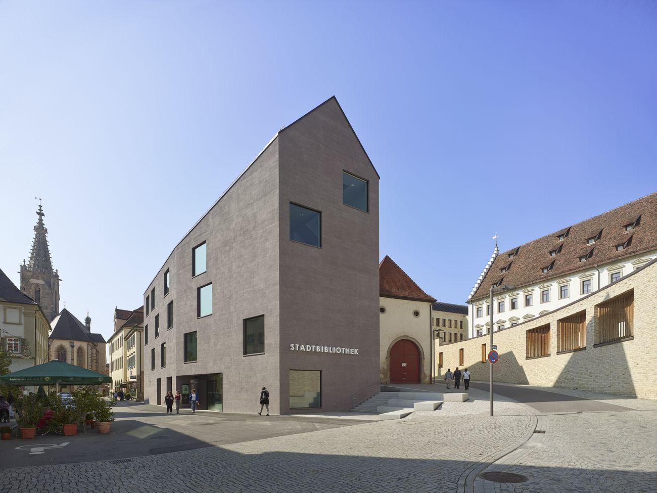 Stadtbibliothek Rottenburg, Deutschland