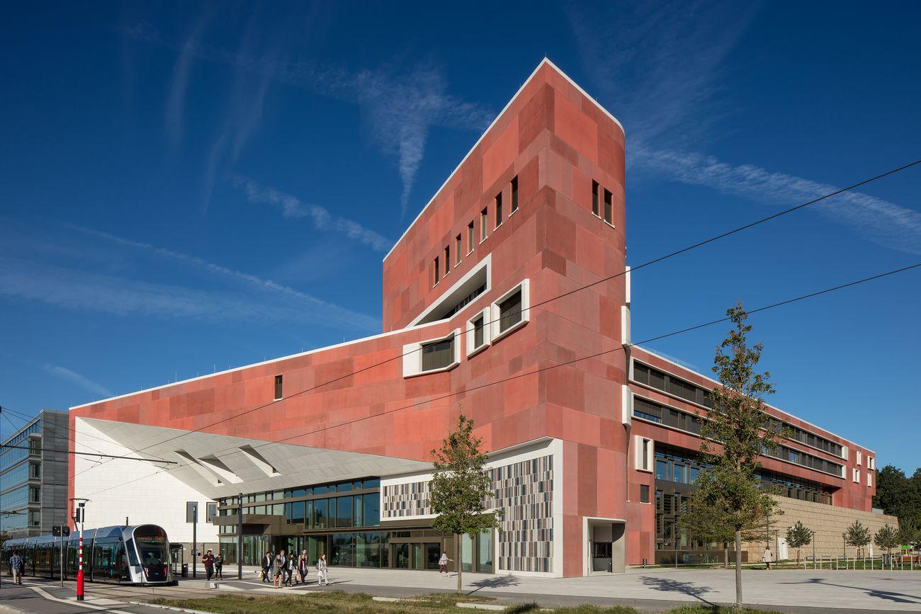 BnL – Bibliothèque nationale du Luxembourg, Luxemburg