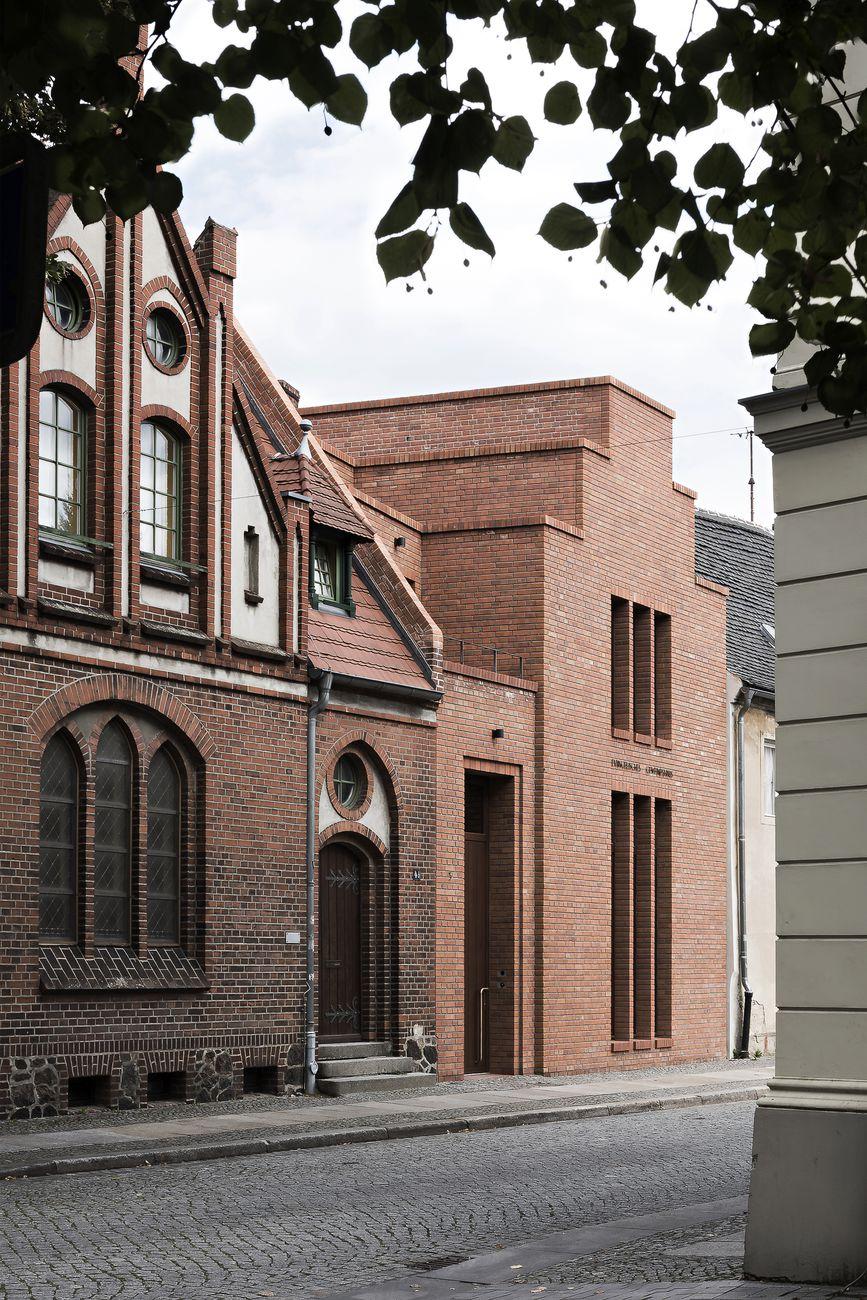 Gemeindehaus Finsterwalde, Deutschland
