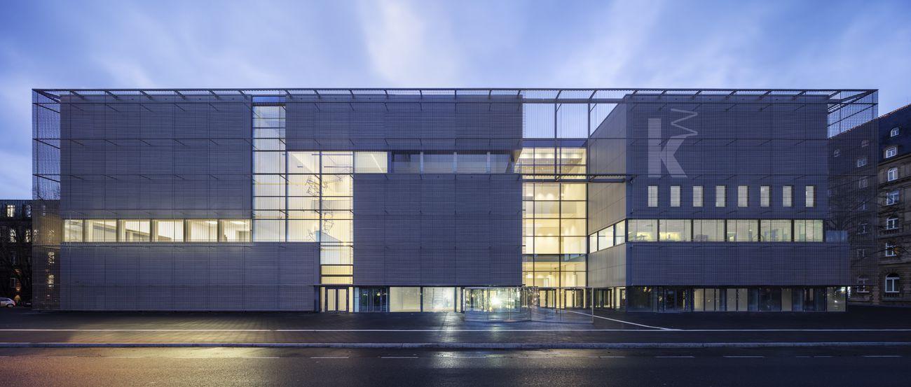 Kunsthalle Mannheim, Deutschland