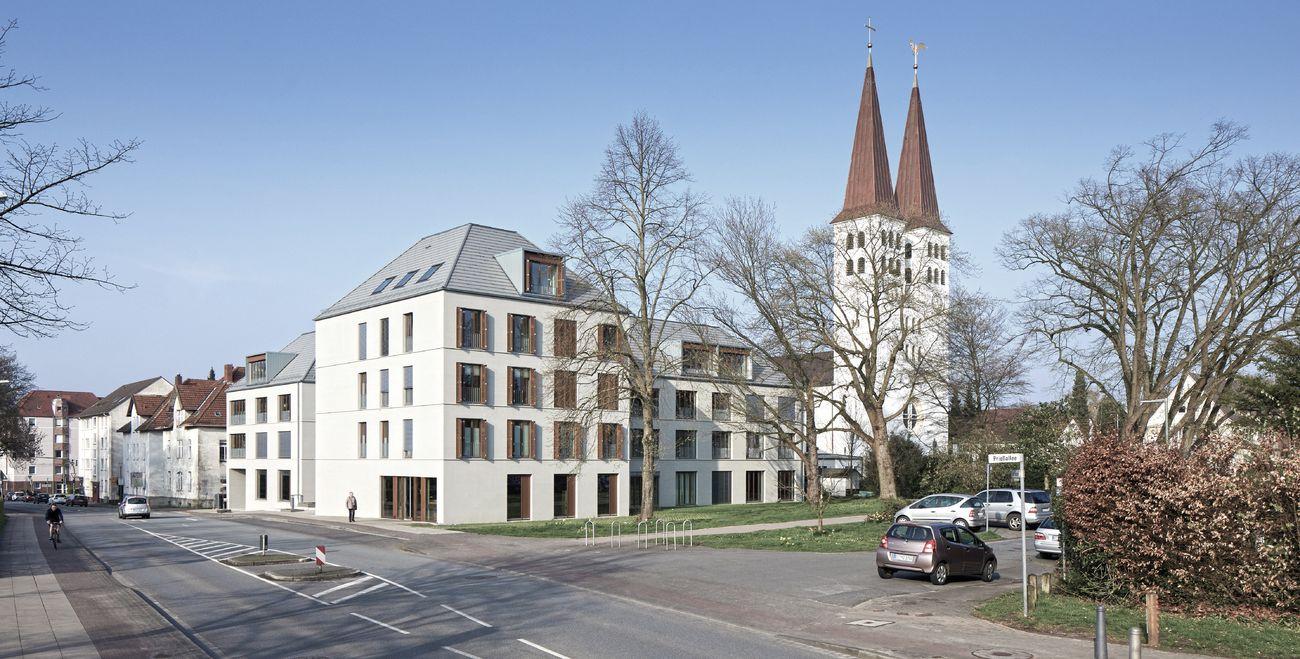 Wohn- und Geschäftshausensemble, Bielefeld, Deutschland