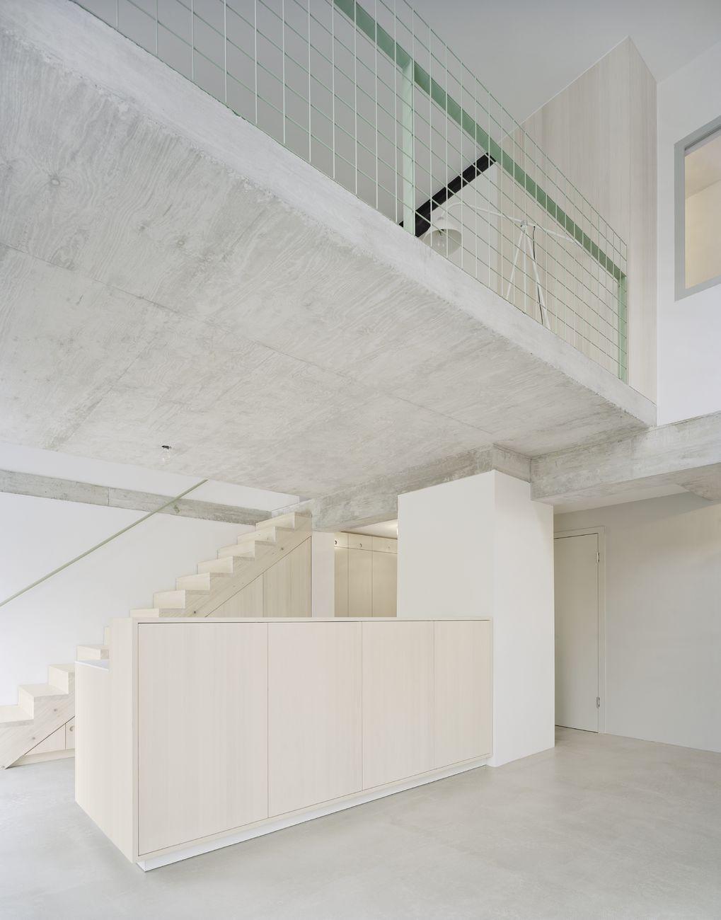NUB - Umbau und Modernisierung eines Reihenendhauses, Stuttgart, Deutschland