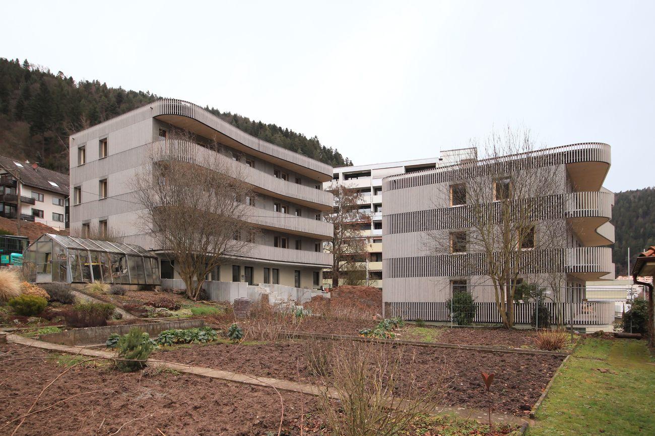 Hoffnungshäuser, Bad Liebenzell Deutschland