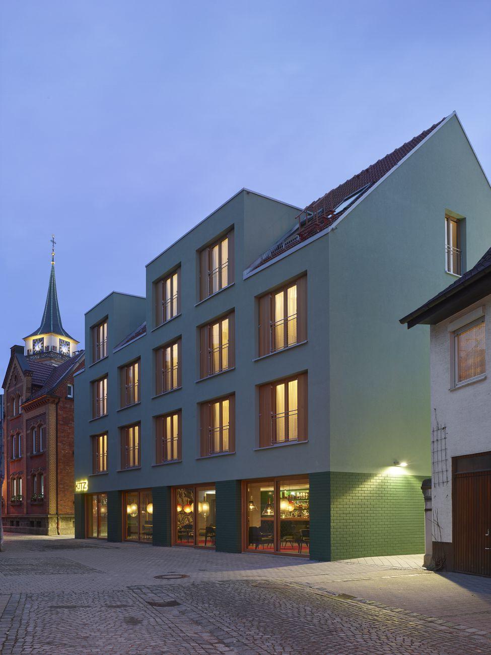 Hotel Kitz, Metzingen, Deutschland