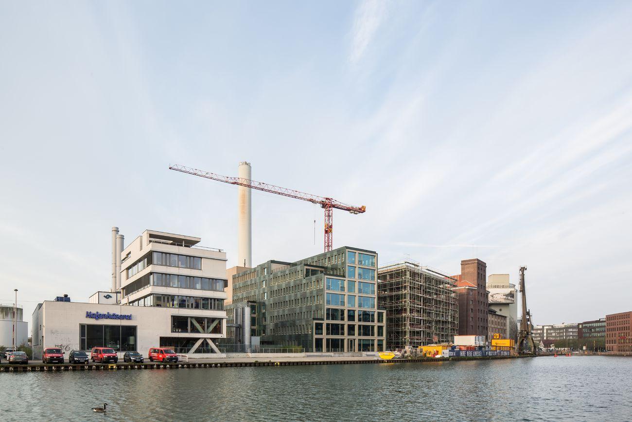 H7 - Bürogebäude in Holz-Hybrid Bauweise, Münster, Deutschland