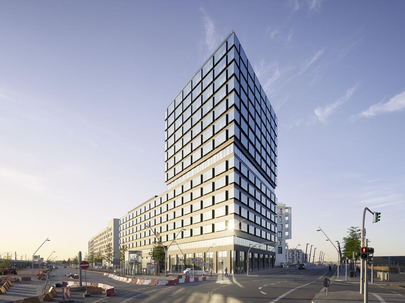 Campus Tower - HafenCity, Hamburg, Deutschland