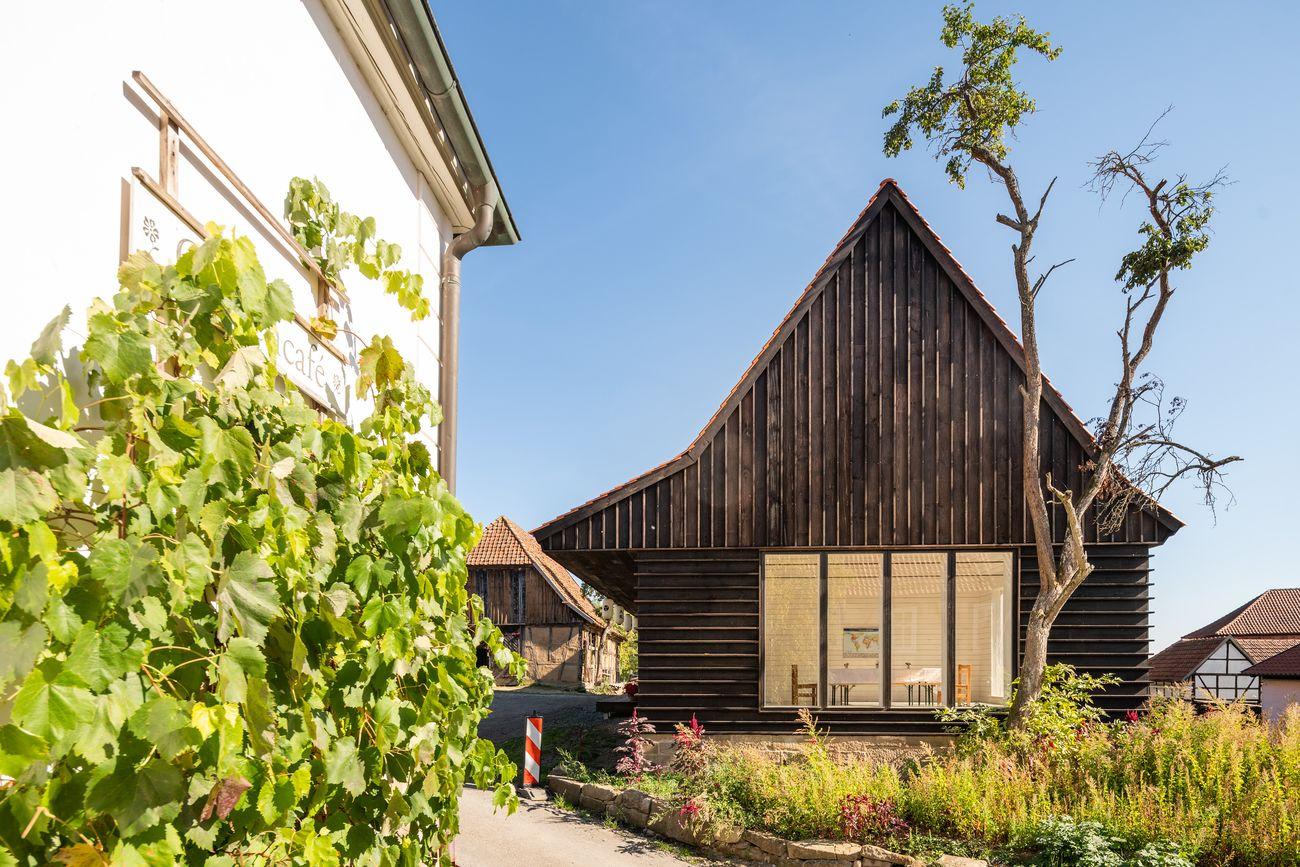Neue Remise Schloss Bedheim, Deutschland