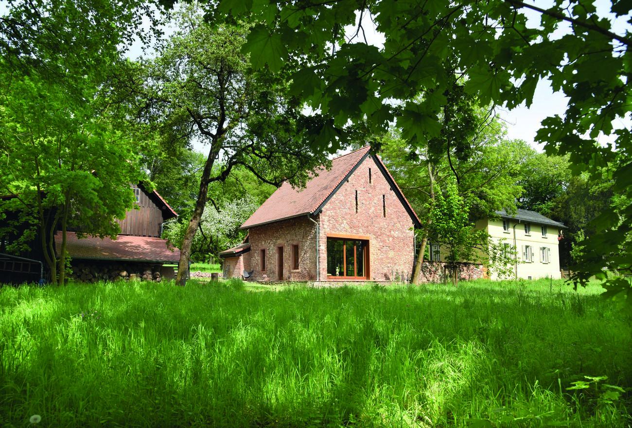 Forsthaus am Jagdschloss Kranichstein - Umnutzung und Sanierung, Darmstadt, Deutschland