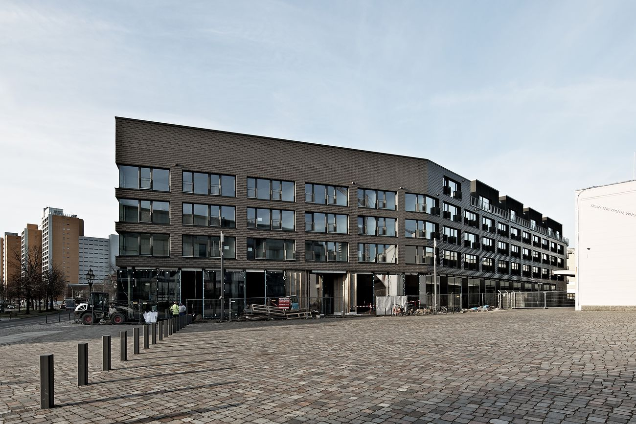 Integratives Bauprojekt am ehemaligen Blumengroßmarkt (IBEB), Berlin, Deutschland