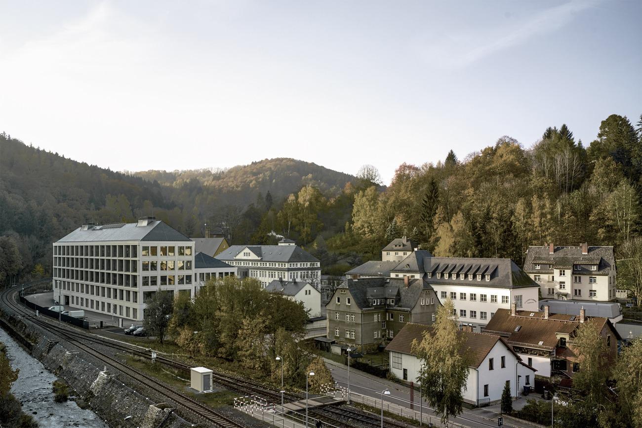 Uhrenmanufaktur A.Lange  & Söhne, Glashütte I/SA, Deutschland