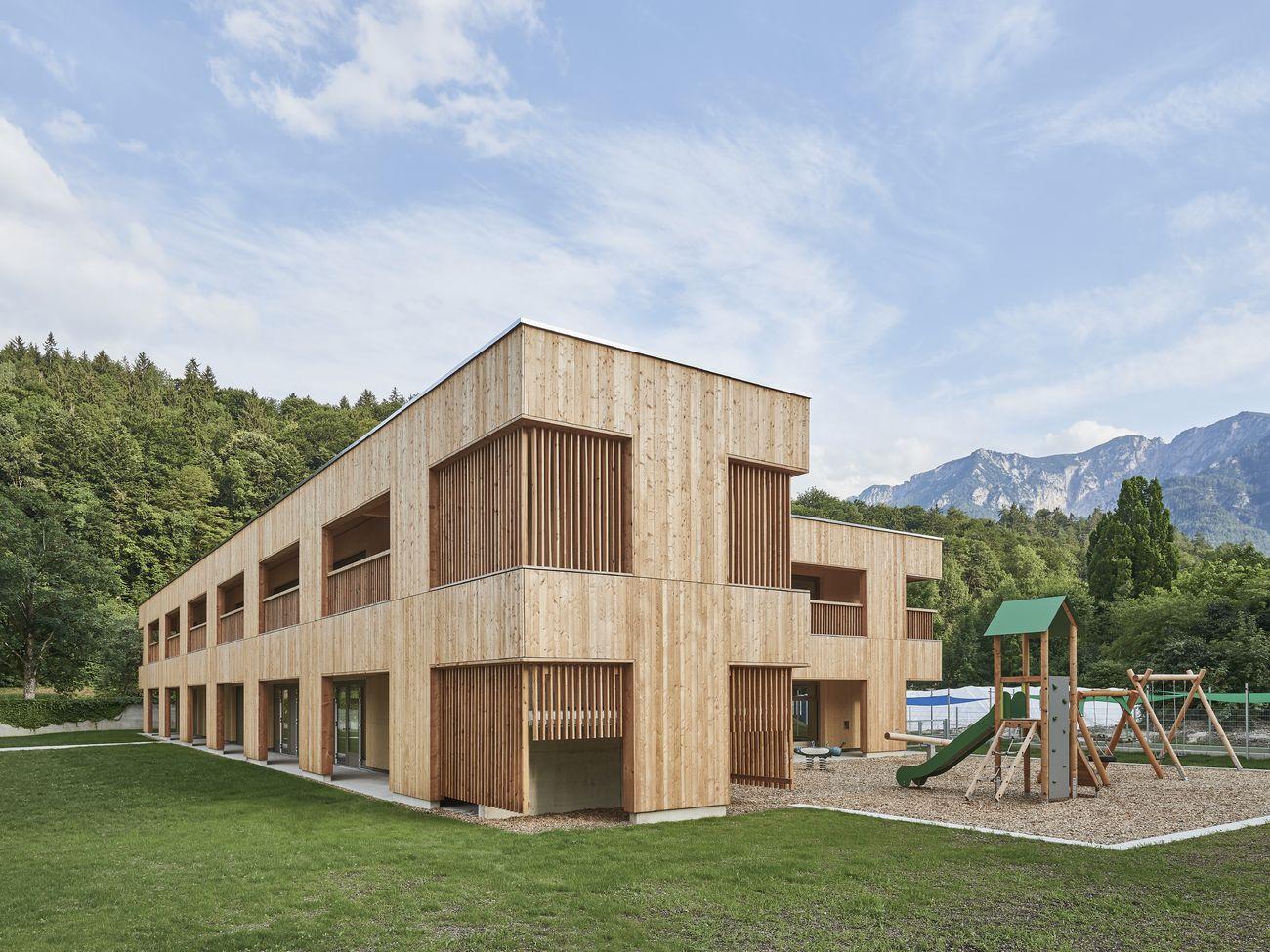 Kindertagesstätte, Bad Reichenhall, Deutschland