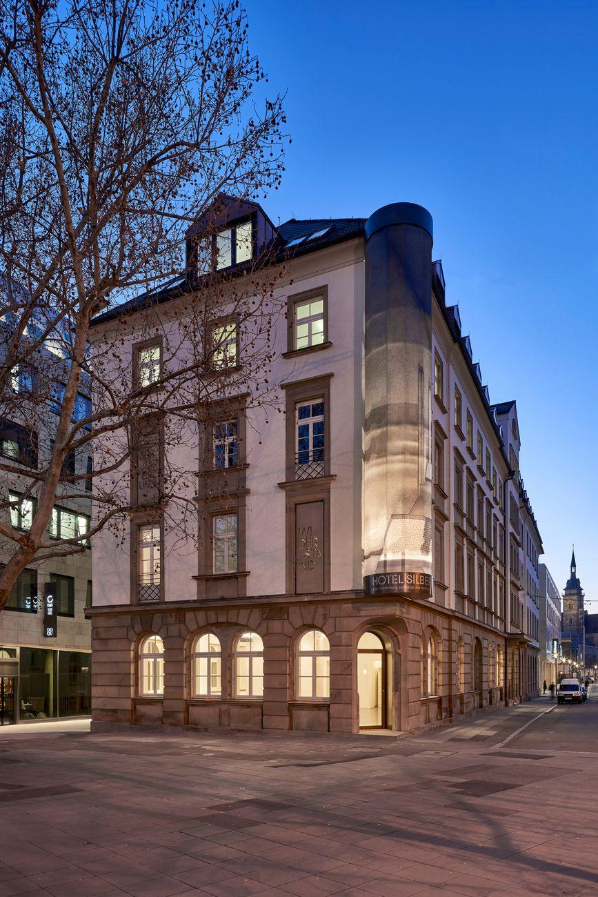 Lern- und Gedenkort Hotel Silber, Stuttgart, Deutschland