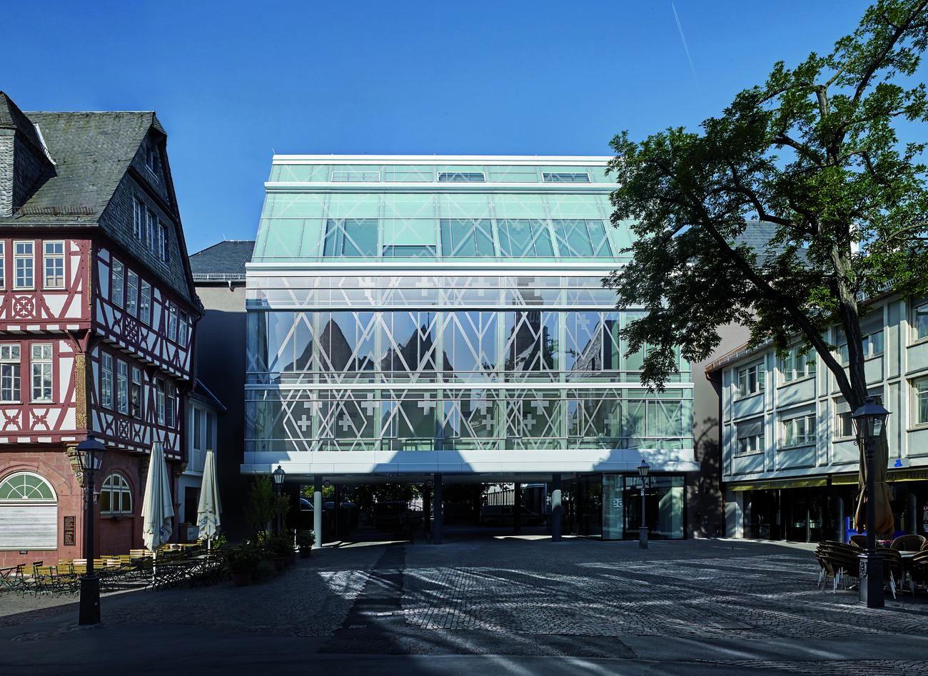 Evangelische Akademie - Römer 9, Frankfurt am Main, Deutschland