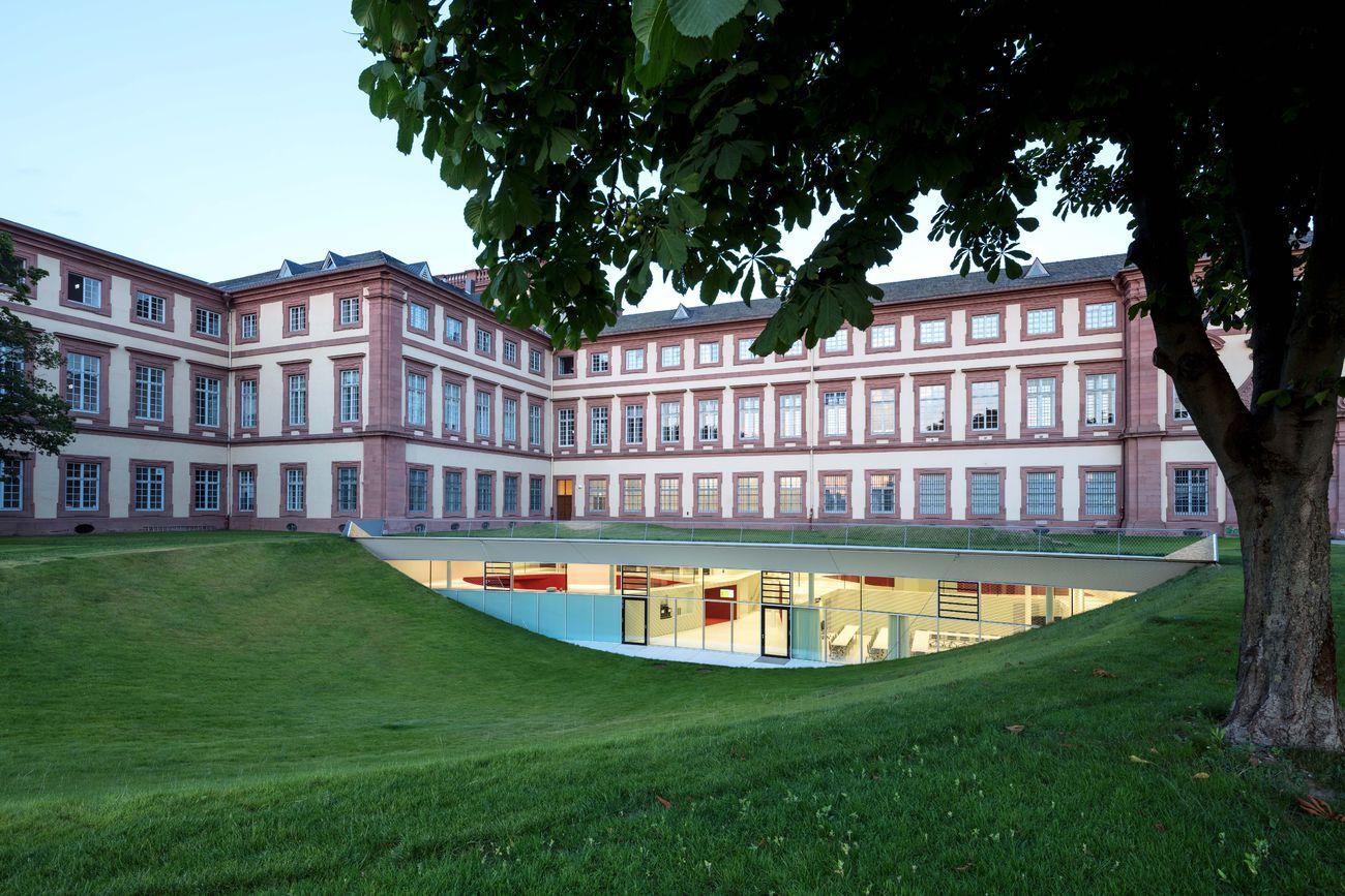 MBS Studien- und Konferenzzentrum, Mannheim, Deutschland