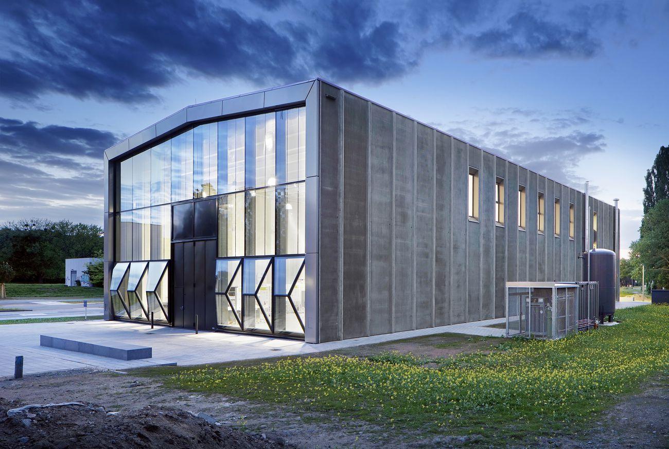 ETA-Fabrik – Die energieeffiziente Modellfabrik, Darmstadt, Deutschland