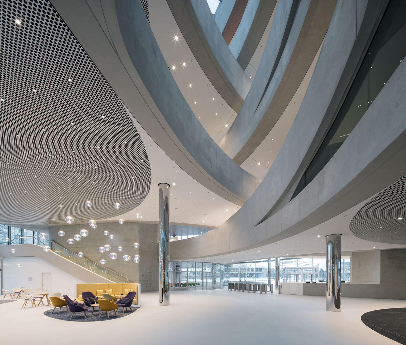Merck Innovationszentrum, Darmstadt, Deutschland