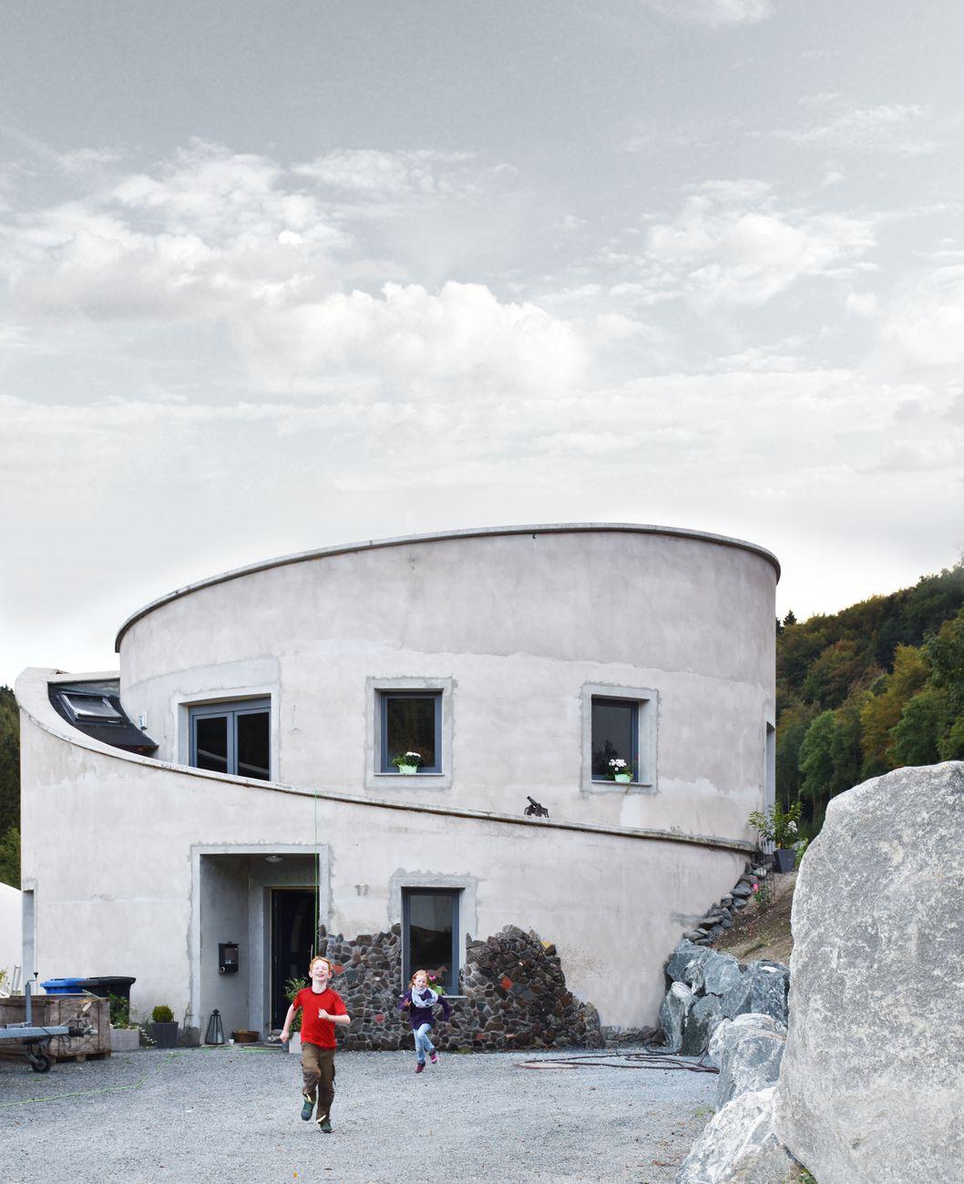 Villa F – das »Off-Grid-Haus«, Sauerland, Deutschland