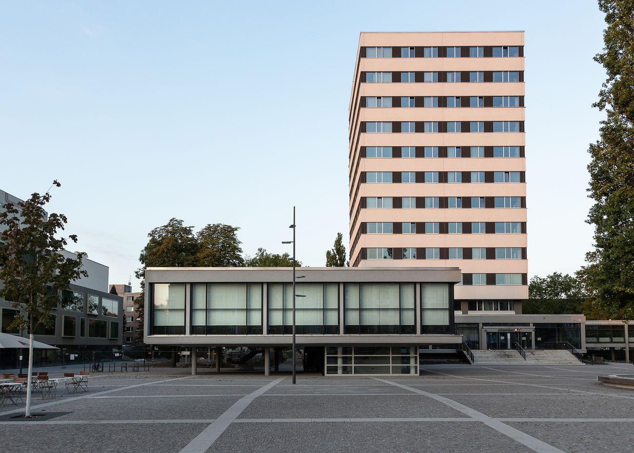 Jobcenter Berlin-Mitte, Berlin, Deutschland