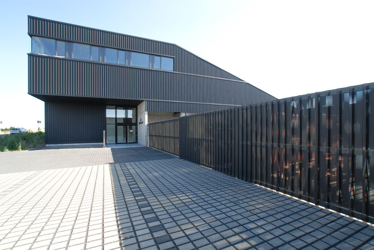 Dachland Firmensitz, Mainz - Hechtsheim, Deutschland