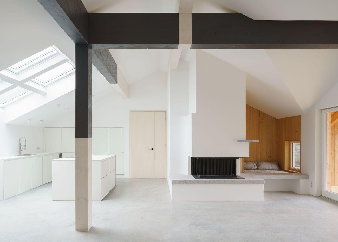 Umbau eines Mehrfamilienhauses, Neuhaus am Schliersee, Deutschland