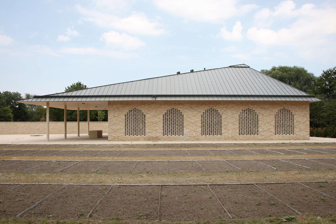 Muslimisches Wasch- und Gebetshaus, Hamburg, Deutschland