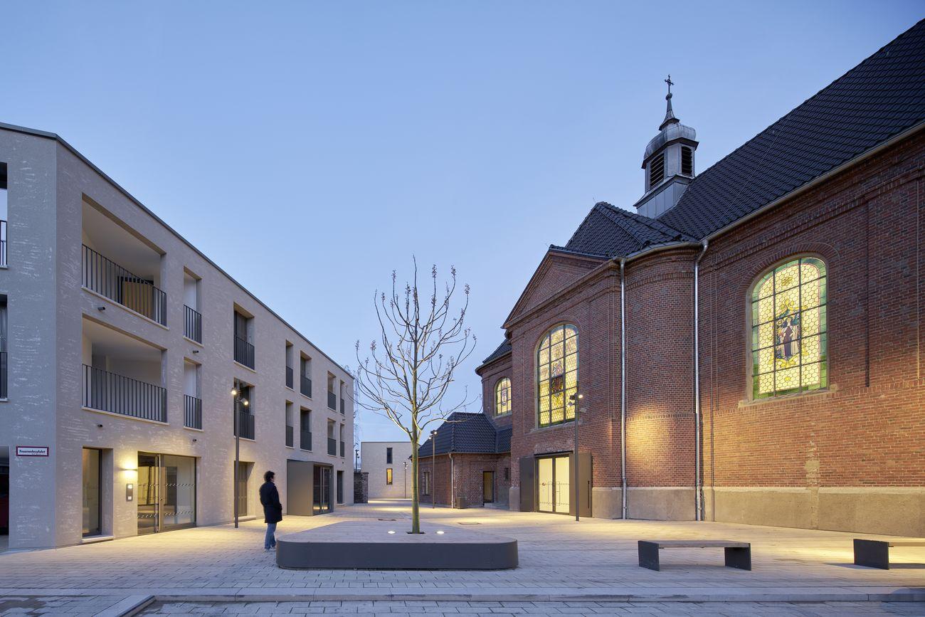 Integratives Wohnprojekt Klarissenkloster, Köln, Deutschland