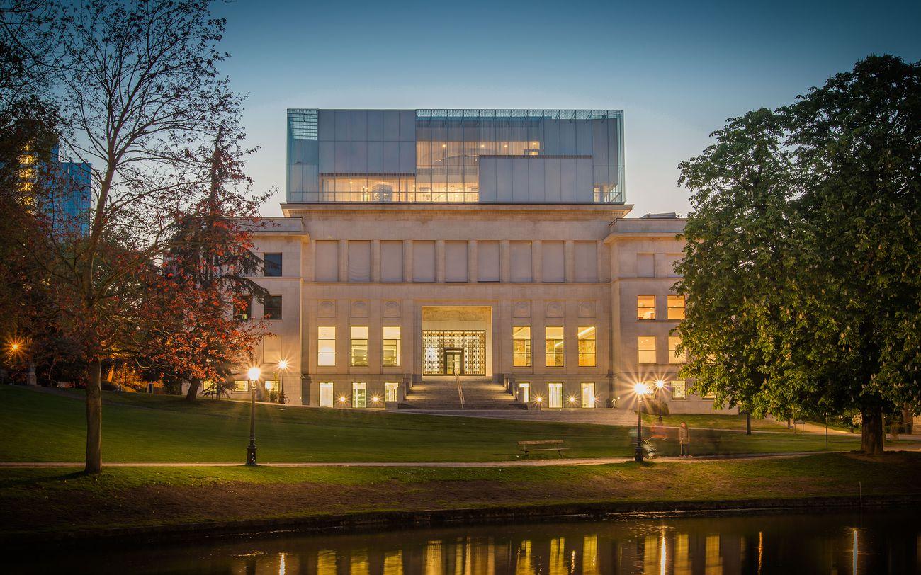 Haus der Europäischen Geschichte, Brüssel, Belgien