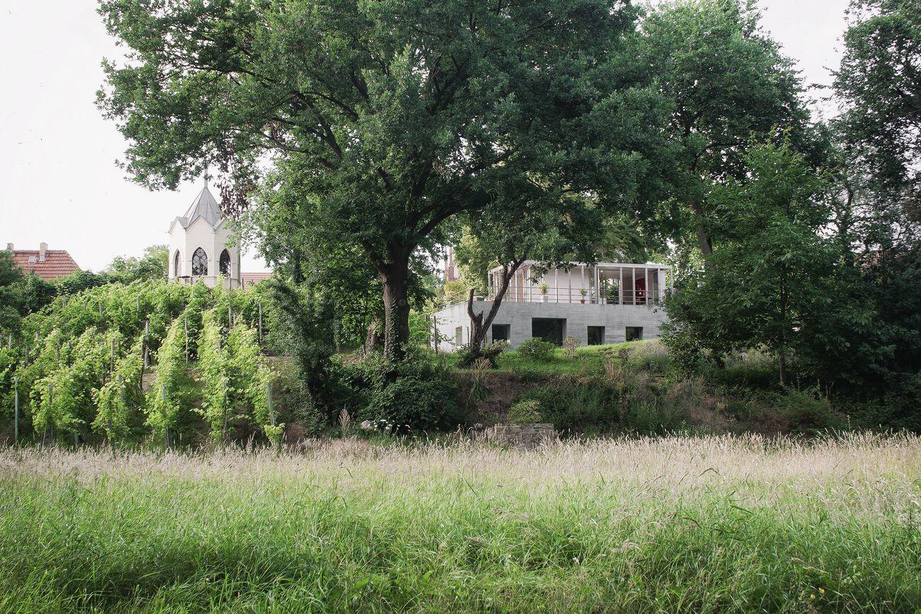 Haus am See, Werder, Deutschland