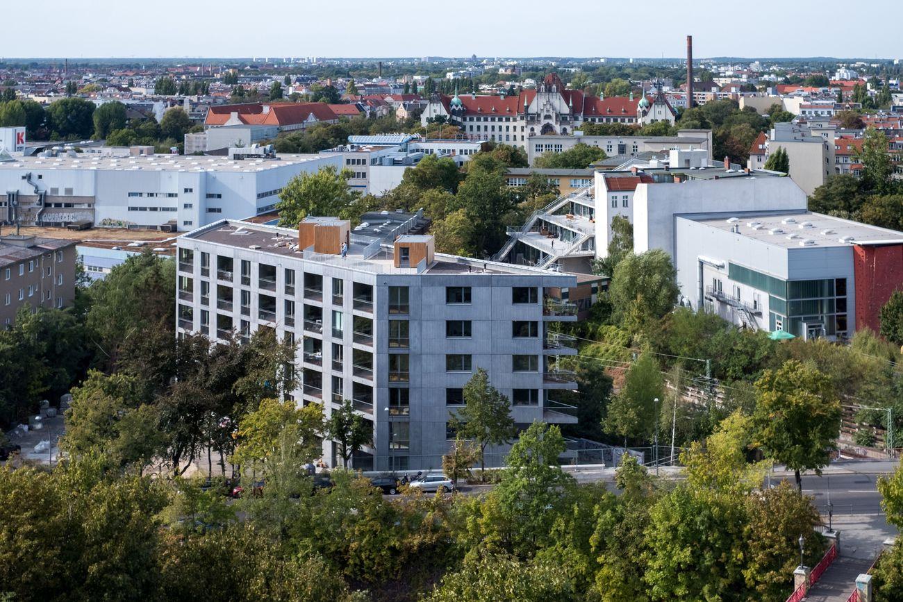 H6 - Neue Platte, Berlin, Deutschland