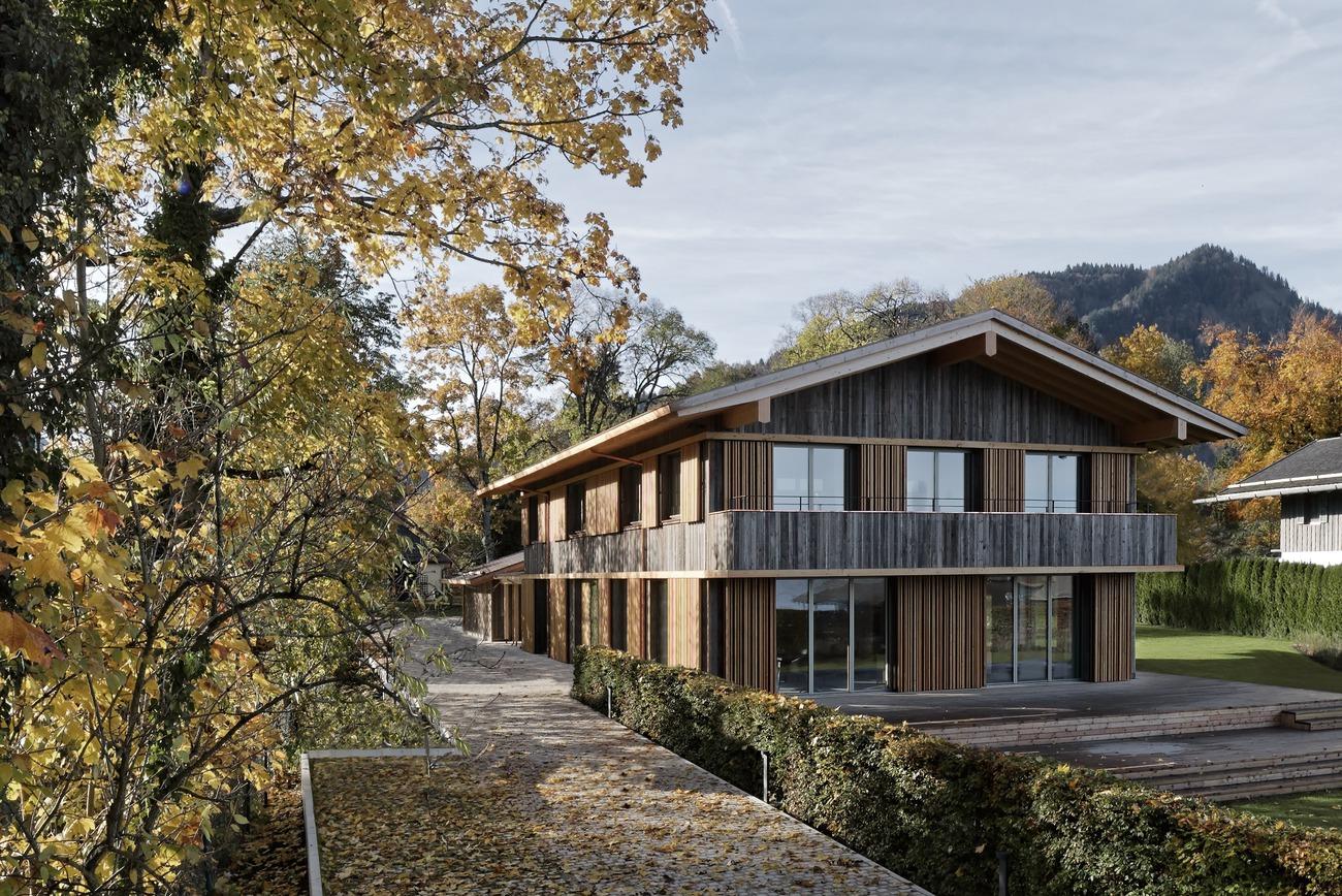 Haus am Tegernsee, Rottach, Deutschland