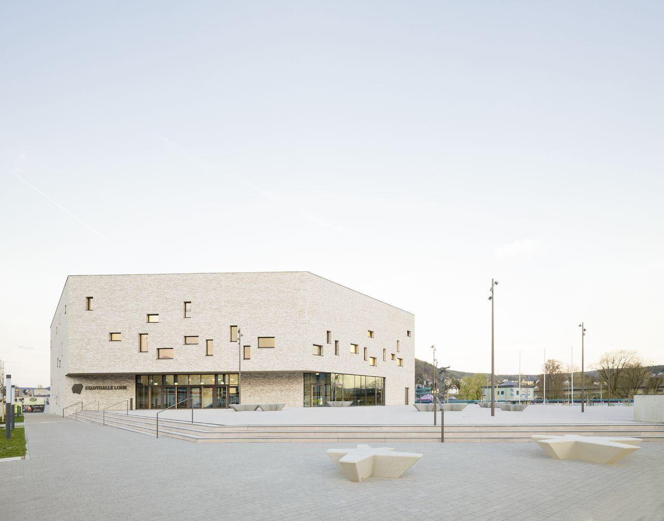 Stadthalle Lohr am Main, Deutschland