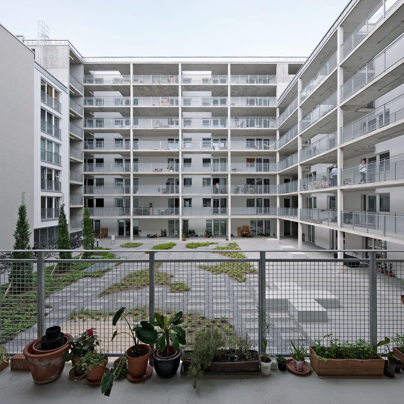 Neues Wohnen an der Briesestraße, Berlin, Deutschland